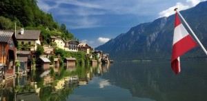 Removals Austria to UK, Man and van UK to Austria